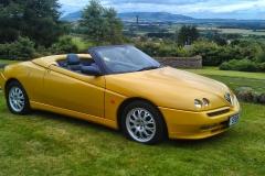Alfa GTV Spider twinspark