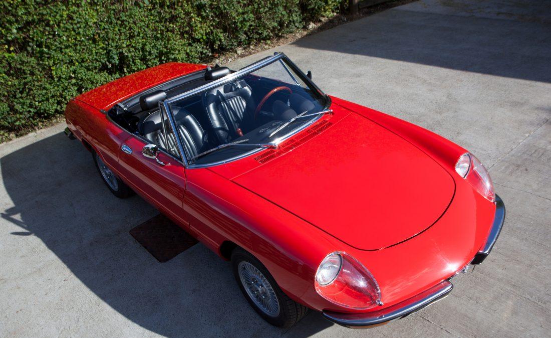 Alfa Romeo Spider series 2